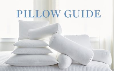 Best Pillow Buying Guide | Sleep Experts Advice